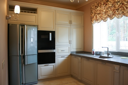 Кухни с угловыми колоннами кухонный гарнитур своими руками.чертежи