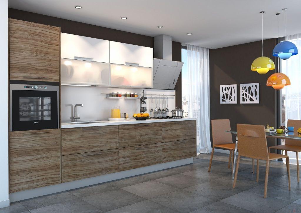 Mdf Dalam Filem Gloss Tinggi Bahan Bagi Mereka Yang Membuat Keputusan Untuk Memilih Dapur A Moden Palet Besar Warna Akan Membangkitkan
