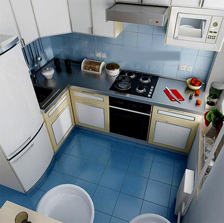 Varian Perancangan Dan Reka Bentuk Dalaman Ruang Dapur