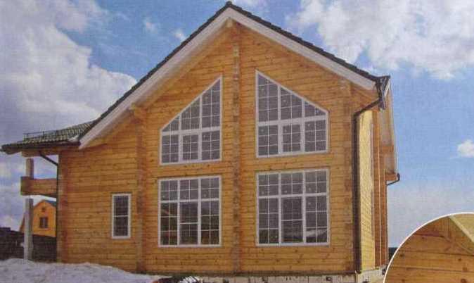 قوانين وأنظمة البناء للمنازل الخشبية Snips كيف يتم تصميم منزل السجل