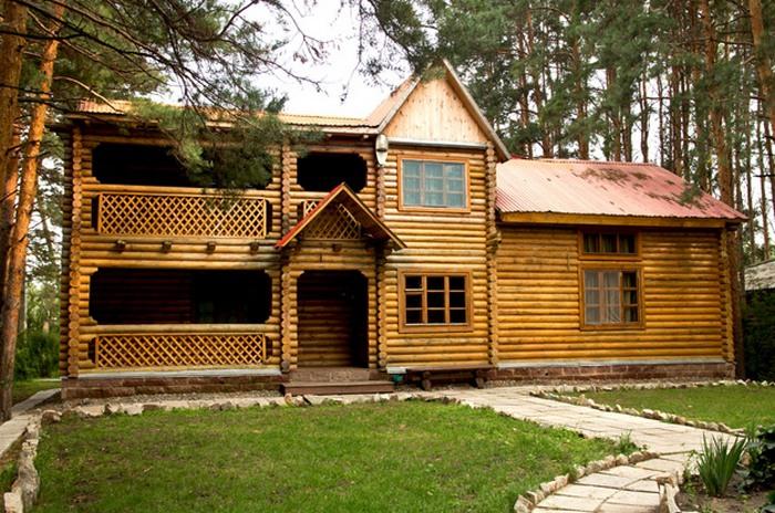 منزل من طابقين في الطابق الثاني من الخشب منزل خشبي من طابقين صور وفيديو لمشاريع منزلية