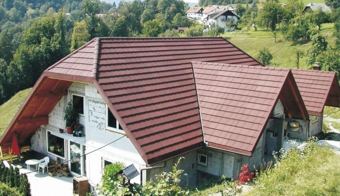 Kontyolt tető