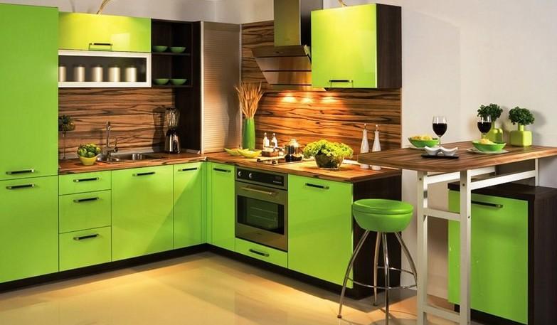Обои для оранжевой кухни (50 фото): какие цвета подойдут к кухонному гарнитуру