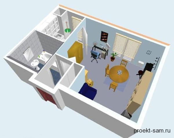 Profesionální program na návrh interiéru