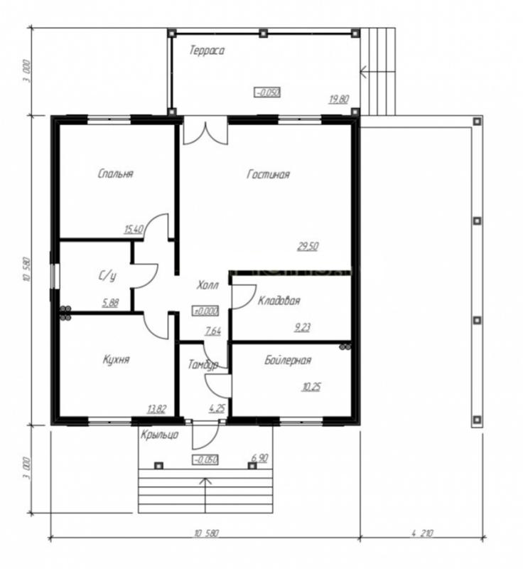 اريد تصميم منزل مساحته 120م Family House Plans Model House Plan House Floor Design