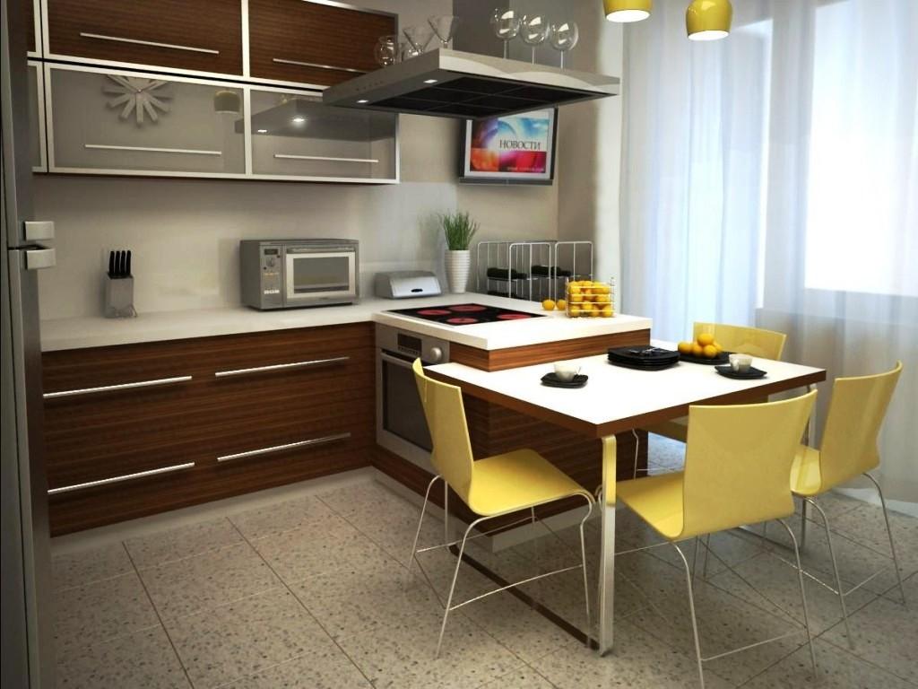 Konfigurasi Alat Dengar Ini Digunakan Untuk Merancang Dan Menggabungkan Dapur Dengan Ruang Tamu Atau Makan