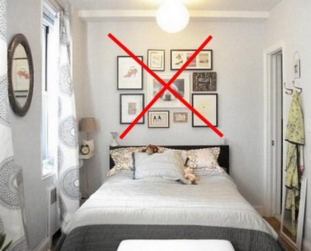 Дизайн маленькой спальни 6 кв.м фото 2016 современные идеи