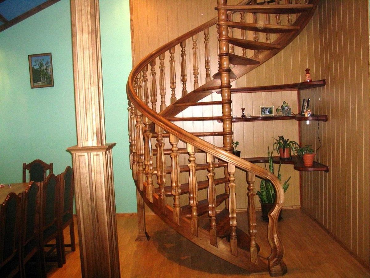 Лестницы для дома на второй этаж своими руками