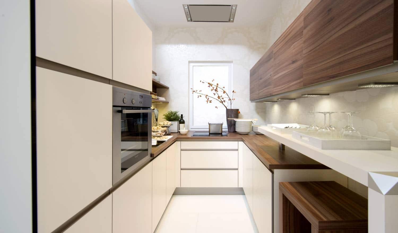 Perancangan U Satu Satunya Jenis Susun Atur Yang Luasnya 18 Meter Gi M Di Dapur Mungkin Tidak Mencukupi Profesional Rekabentuk
