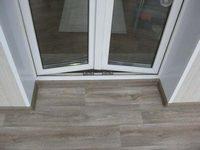 Как оформить балконную дверь без окна Советник