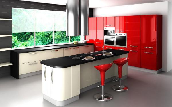 Tetapi Jangan Mengabaikan Standard Keselamatan Dapur Tidak Diletn Berhampiran Wastafel Dan Peti Sejuk Luarkan Dari Oven