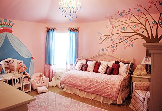 photos of girls kid's bedroom № 12539
